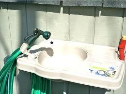 water station plus outdoor sink backyard gear water station plus outdoor sink backyard gear water station
