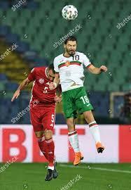 Hungarys Attila Fiola L action against Bulgarias Editorial Stock Photo -  Stock Image