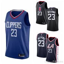 La La Black Jersey Clippers Clippers