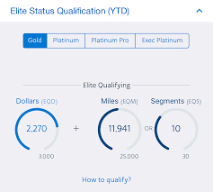 Aa Eqm Chart An In Depth Guide To Earning Elite Status On American