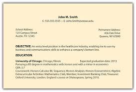 general job objective resume examples good job objectives for resumes dadaji us