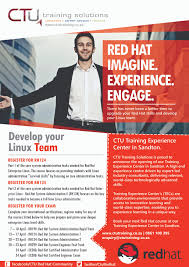 Training Flyer Training Experience Center Opening In Sandton Johannesburg Red
