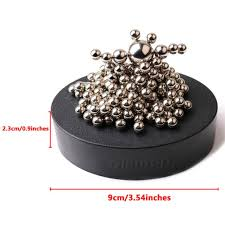 glantop magnetic sculpture desk toy for intelligence development and stress relief set of 160 at low s in india in
