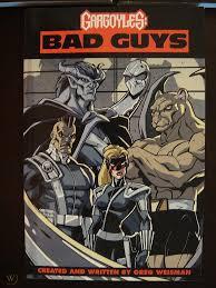 Gargoyles: Bad Guys TPB SLG Greg Weisman Disney SCARCE! OOP!   #1738977299