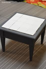 how to tile a table top thrift diving 3425
