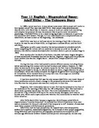 adolf hitler essay madrat co adolf hitler essay
