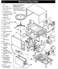 wiring diagrams microwave oven macspares whole spare wiring diagrams microwave oven microwave oven parts