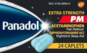Panadol Pm Tablet Film Coated Glaxosmithkline Consumer