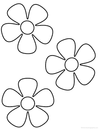 Small Picture 10 best Flower Coloring Pages images on Pinterest Flower