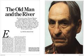 the esquire classic podcast esquire classic norman maclean sp norman maclean published a river runs through it