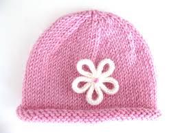 Newborn Knit Hat Pattern Interesting Inspiration Ideas