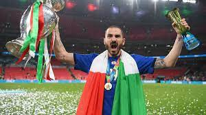 "EM - ""It's coming to Rome"": Italiens Leonardo Bonucci verspottet  Fußball-Hymne nach Finalsieg gegen England - Eurosport"