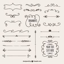 girly borders for microsoft word borders vectors photos and psd files free download