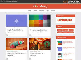 responsive blogger templates 65 best free responsive blogger templates