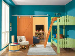 Kids' Colors - ABCs and - Hideaway - Sherwin-Williams