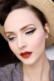 50s inspired makeup mugeek vidalondon idda van munster makeup dels idda van munster dymerfo choice image