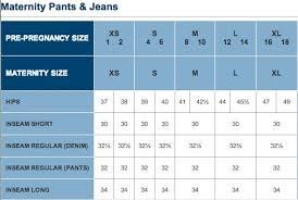 Old Navy Jeans Size Chart Elegant Dress Size Chart Beautiful