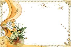 Card Frame Design Wedding Card Design Free Download Frame Wedding Invitation