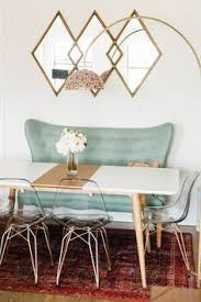 amber fillerup clark nyc living roombecki owens dinning table benchchairs