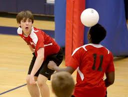 NJ.com boys volleyball Athlete of the Week - Pat Carpenter of Kingsway,  Week 6 - nj.com