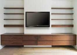Small Picture Fresco of Media Wall Shelves Designs Pictures Storage Ideas