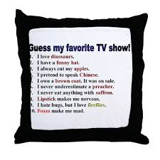 guess my favorite tv show firefly throw pillow by serenitynstuff  guess my favorite tv show firefly throw pillow by serenitynstuff