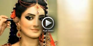 here style hunt world is going to share with you another alluring and fascinating stani bridal makeup tutorial hope you like it