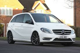 Mercedes-Benz B-Class 2012 - Car Review | Honest John