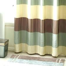 shower curtain and rug set curtains rugs sets bathroom