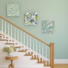 hallway decorating ideas stairs