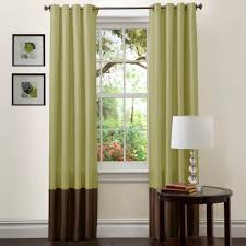 sears bedroom curtains. green window curtains sears com lush decor prima greenchocolate pair. office building interior design. bedroom
