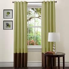sears bedroom curtains. green window curtains sears com lush decor prima greenchocolate pair. office building interior design. bedroom