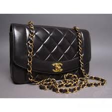 Vintage Black Quilted Leather Flap Bag & Chanel Vintage Black Quilted Leather Flap Bag Adamdwight.com