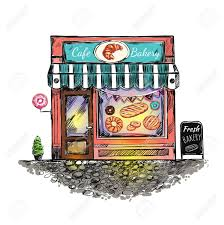 Bakery Clipart Donut Store Frames Illustrations Hd Images