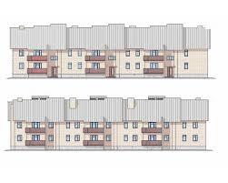 Дипломный пгс строительство х этажный квартирный жилой дом 2 х этажный 12 квартирный жилой дом