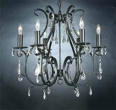 iron crystal chandelier wrought iron and crystal chandelier black with crystals designs white lighting wrought iron iron crystal chandelier