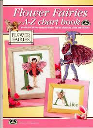 Flower Fairies A Z Chart Book Amazon Co Uk Hannah Bellis