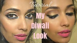 my diwali makeup tutorial get the look