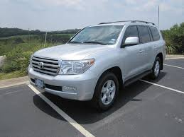 For Sale - 2011 Toyota Land Cruiser 4x4 V8 Nav DVD Sunroof Leather ...