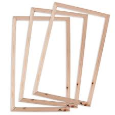 new wooden frames set for canvas art oil paintings