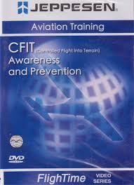 Jeppesen Cfit Awareness And Prevention Video Dvd