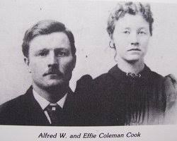 Effie May Coleman Cook (1878-1970) - Find A Grave Memorial
