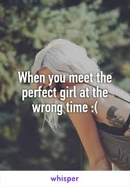 Meet the perfect girl