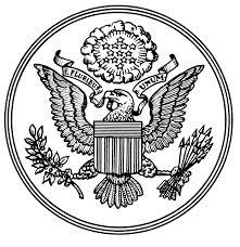 Coloring Download. Great Seal Of The United States Coloring Page ...