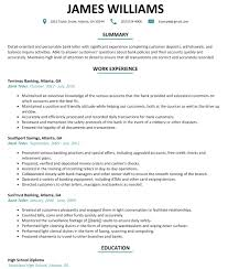 Bunch Ideas Of Bank Teller Description For Resume Food Manager