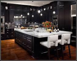 Contemporary Kitchen Designs Dark Cabinets Design Ideas Paint Color For Inside Simple