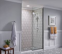 Image Outdoor Its Important To Light The Shower Area Well Riverbend Home How To Choose Your Bathroom Lights Riverbend Home