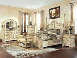 antique white bedroom furniture. Brilliant Antique Antique White Bedroom Sets Traditional Queen King Poster  Set Furniture And Antique White Bedroom Furniture O
