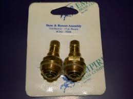 stem bonnet for empire tub and shower faucet pair for mobile home faucets