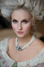 18th century french makeup look